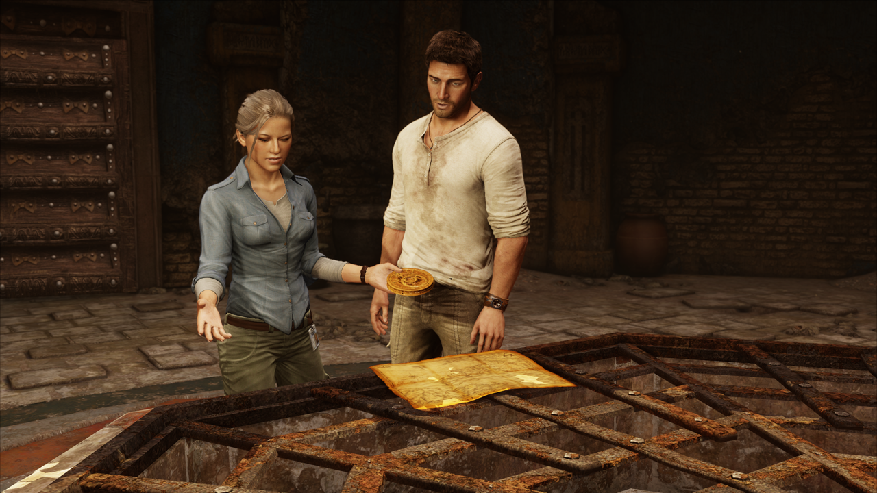 Adventure Once More With Nathan Drake In Uncharted 3 Drake S