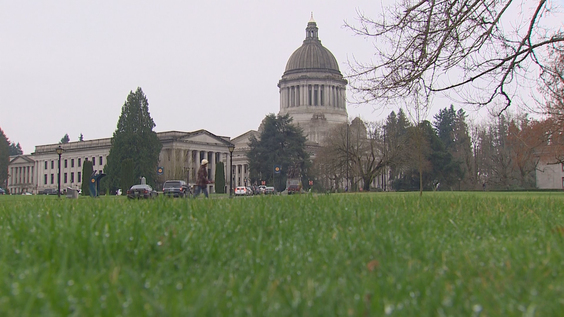 Washington state government for kids - Krem
