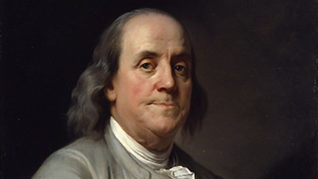 Benjamin Franklin Created First Anit-counterfeiting…