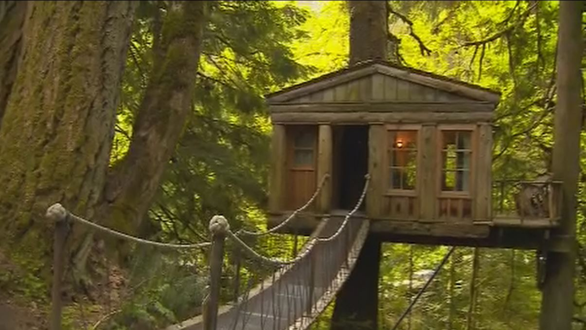 5 Funky Places To Stay This Fall In Washington King5 Com