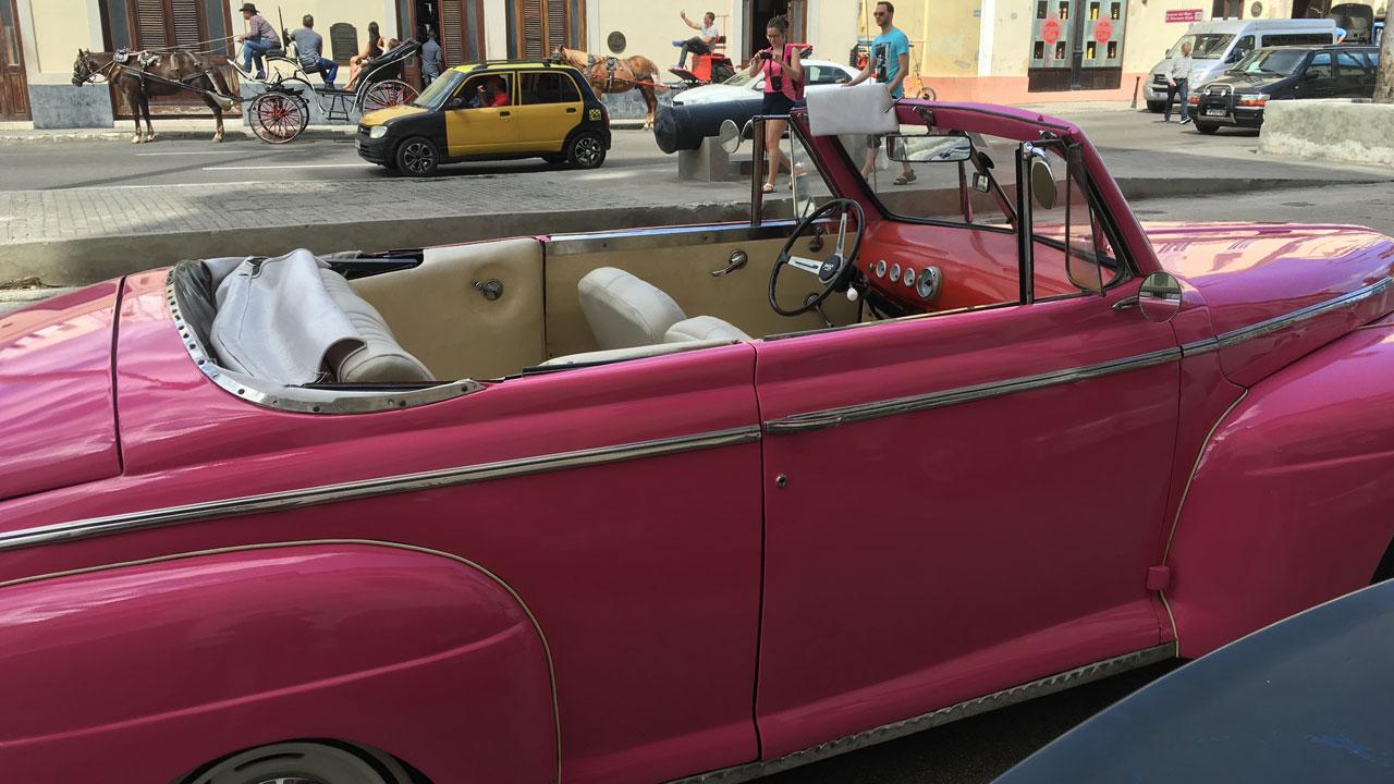 king5.com | Cuba\'s classic American cars