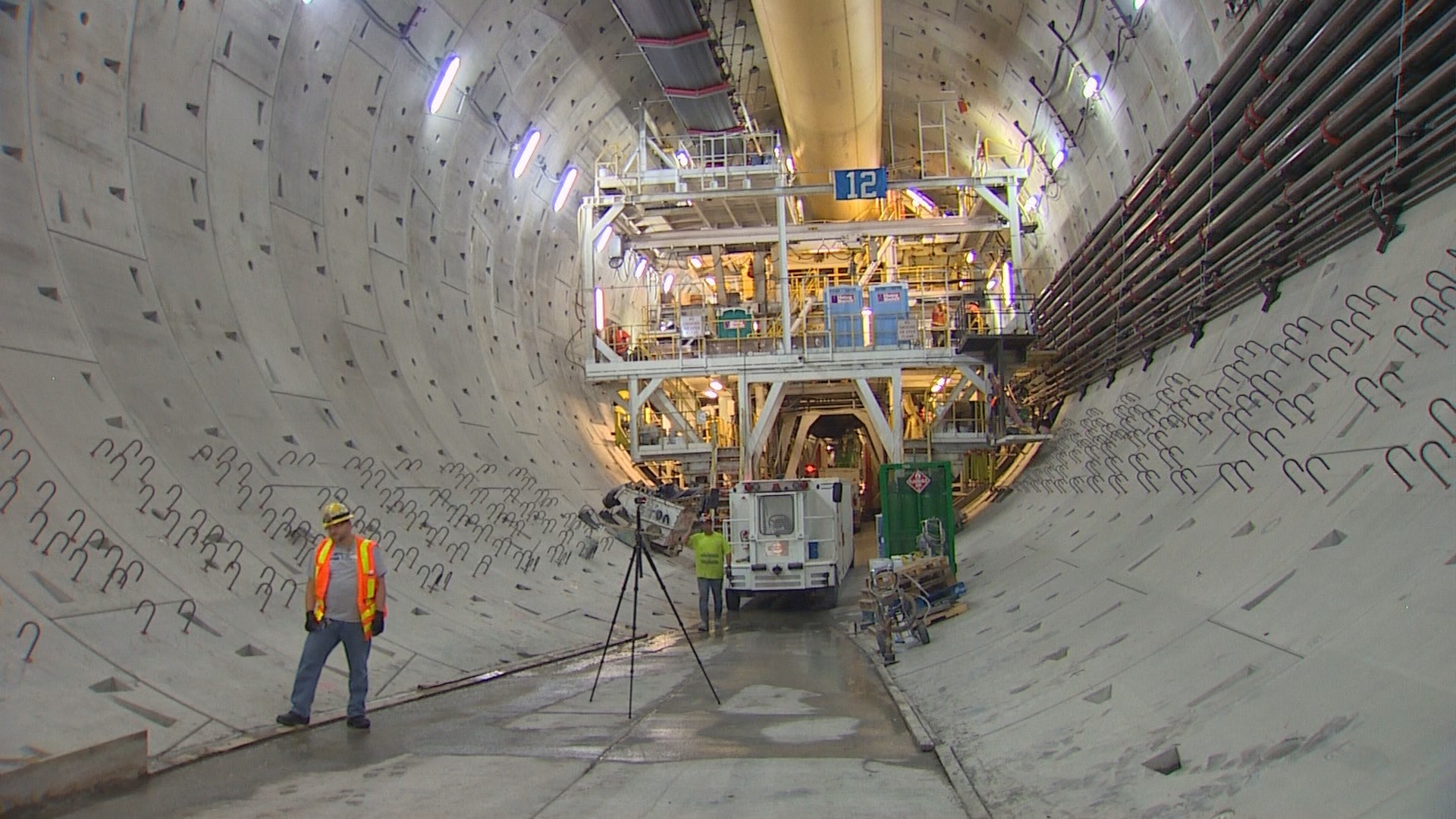 Gas Prices Seattle >> king5.com | Seattle tunnel project $223 million over budget