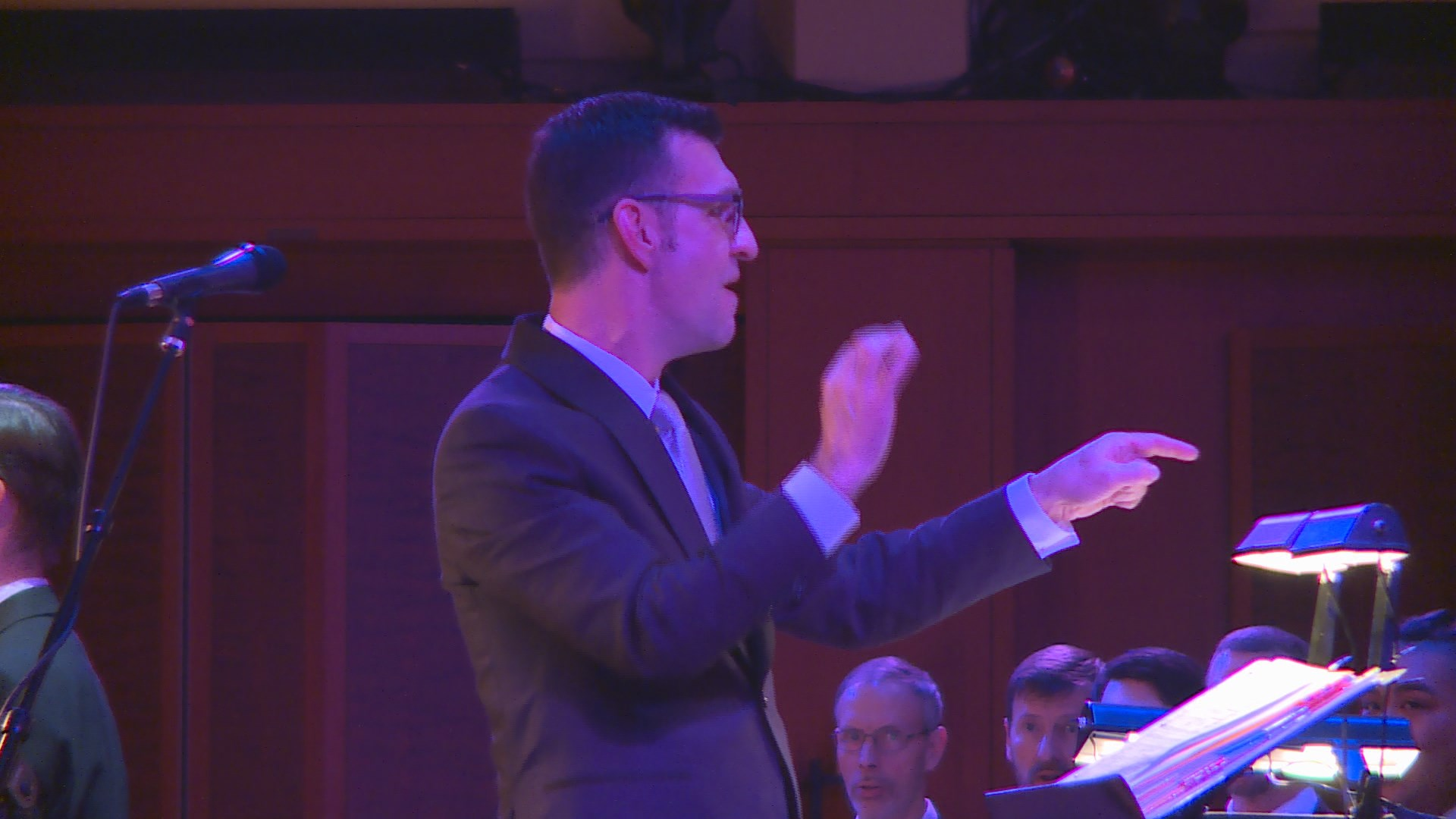 Music saves Seattle choir director in hit-and-run | KING5.com