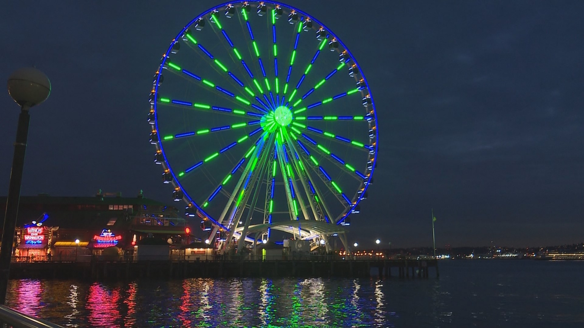 Atlanta Traffic Cams >> king5.com | Meet the man who programs the Great Wheel's ...
