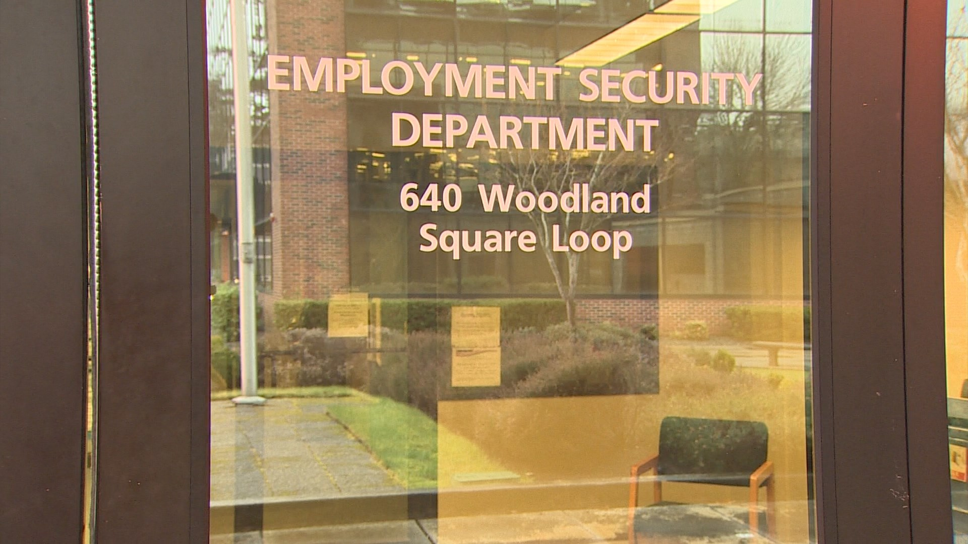 Washington Unemployment Rate At 51 Percent