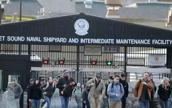 Puget Sound Naval Shipyard Looking To Hire 900 Trainees