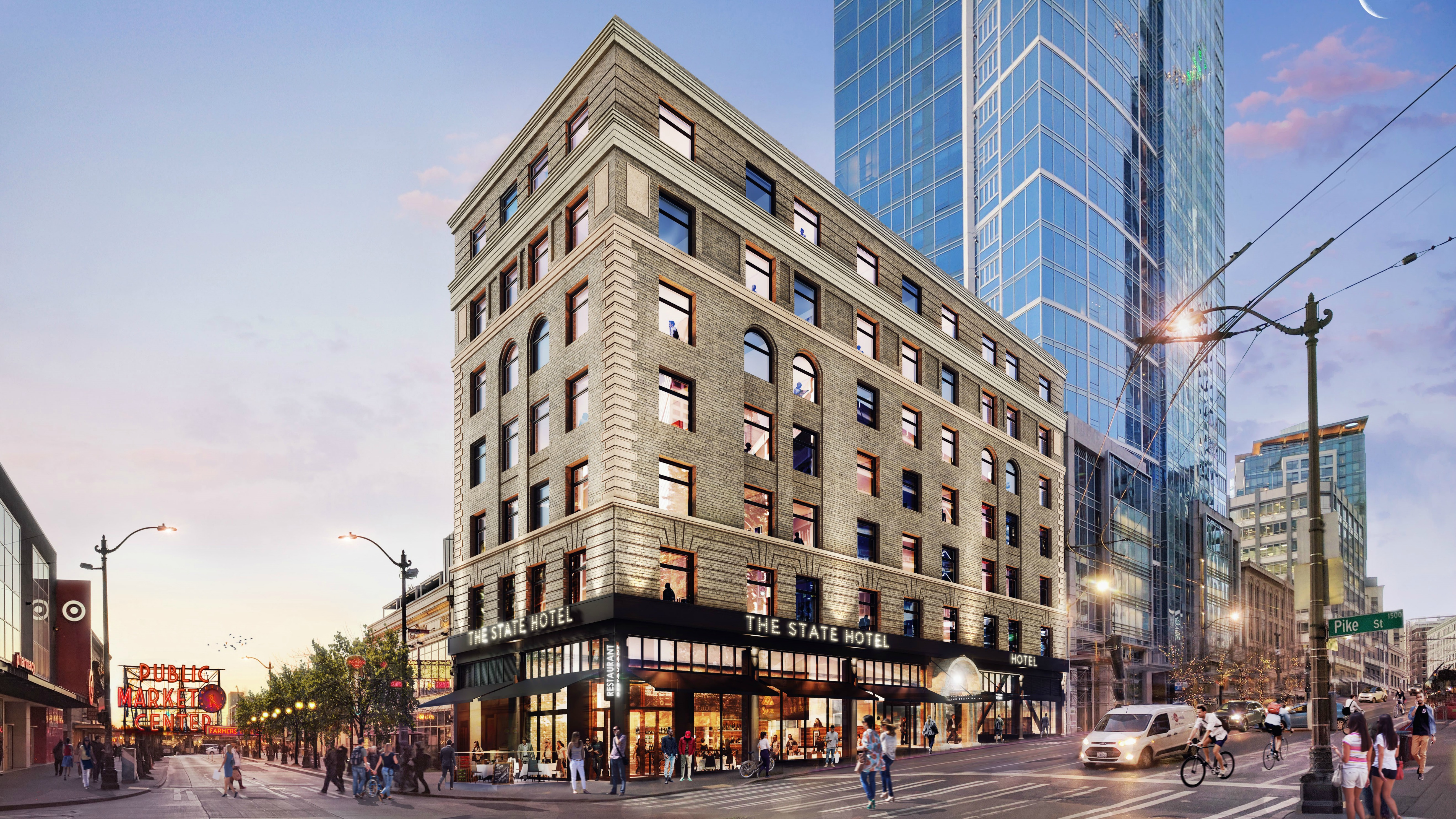 Independent boutique hotel coming to historic for Independent boutique hotels