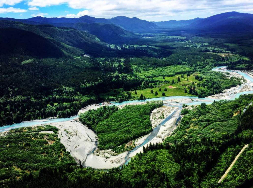 30 miles of hoh river to be restored for fish for Hoh river fishing