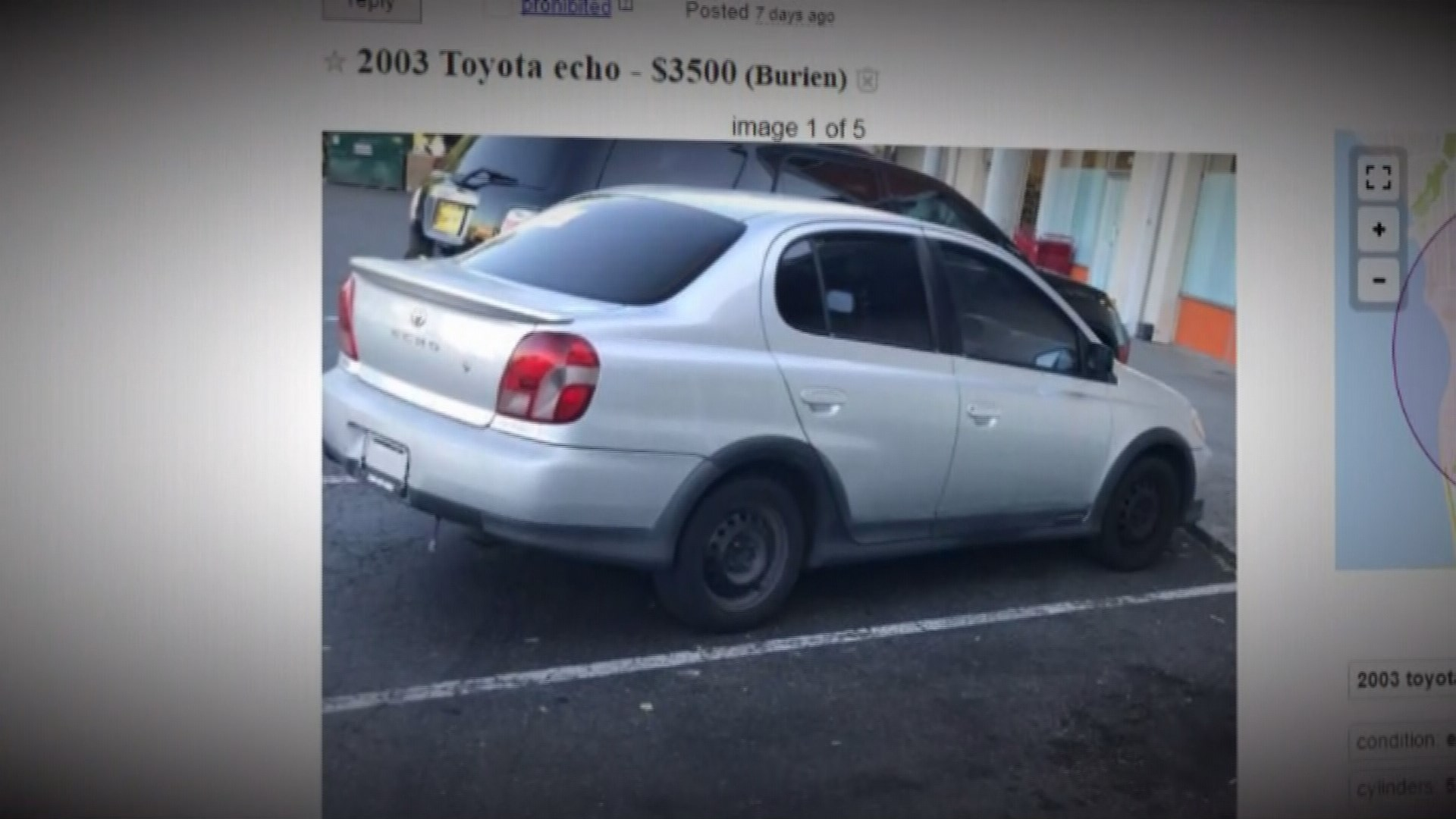 king5.com | Police catch Craigslist car con in sting
