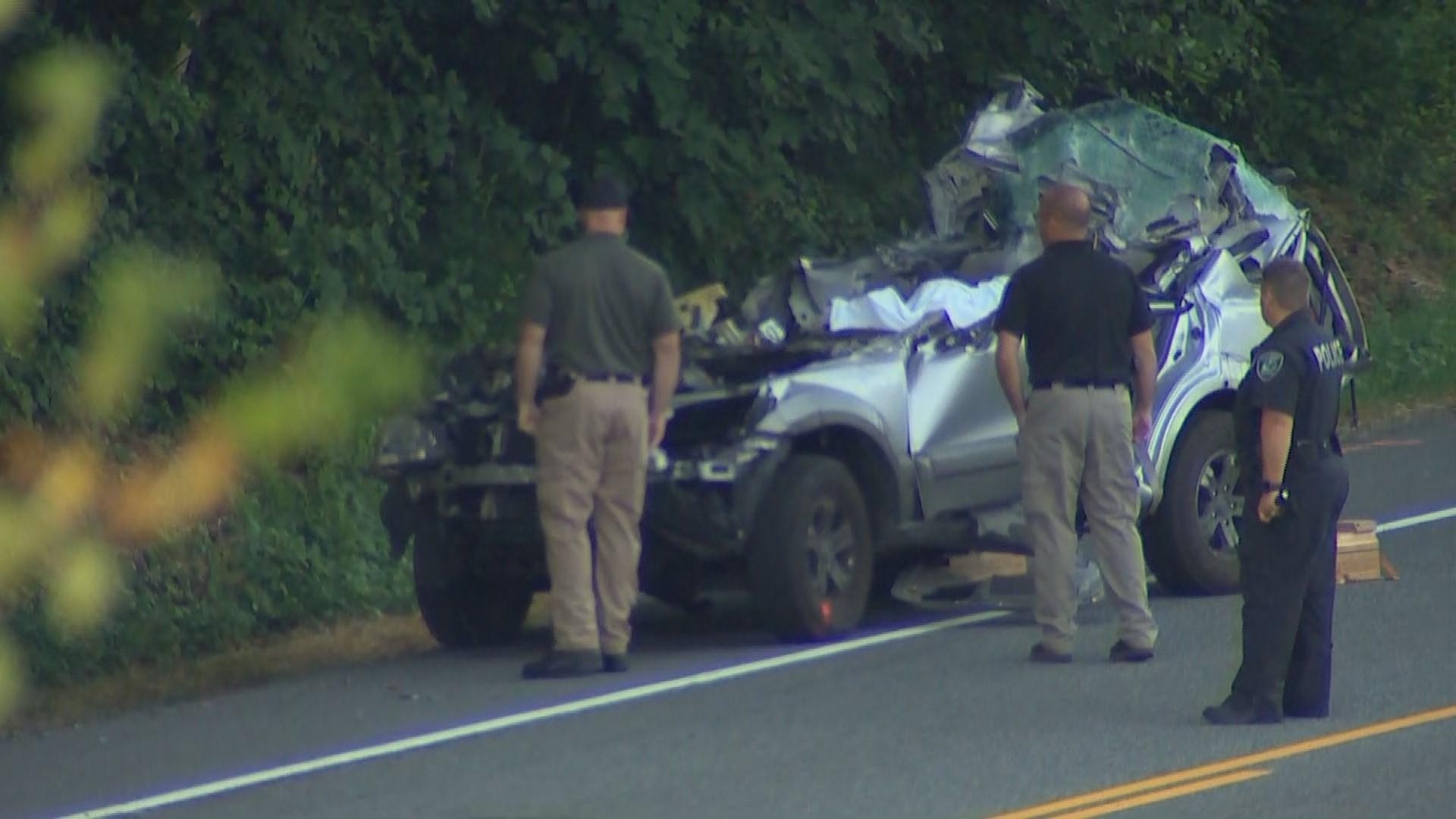 King5 Com High School Victims In Semi Trailer Fatal Crash Identified