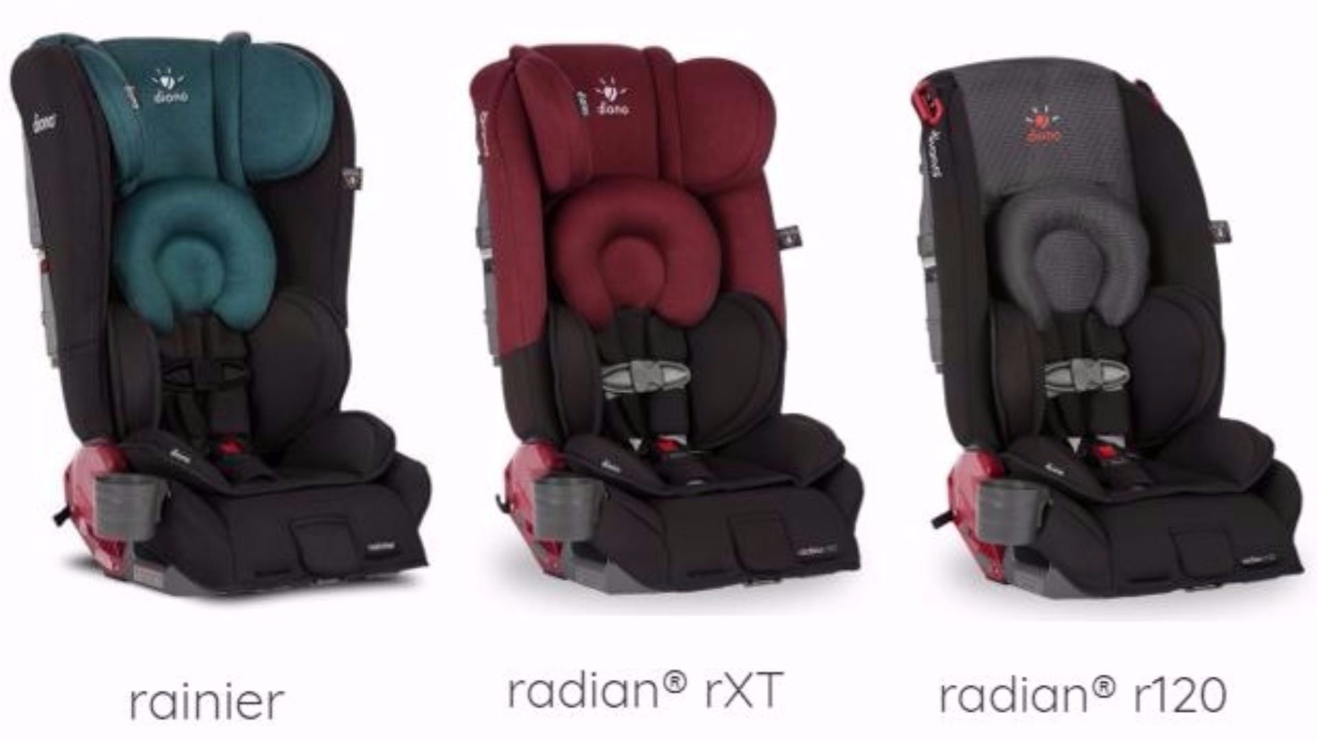 diono car seats recalled may not protect kids in crash ktvb com. Black Bedroom Furniture Sets. Home Design Ideas