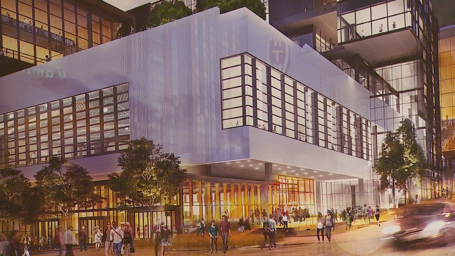 $1.4 billion plan in works to double Convention Center ...