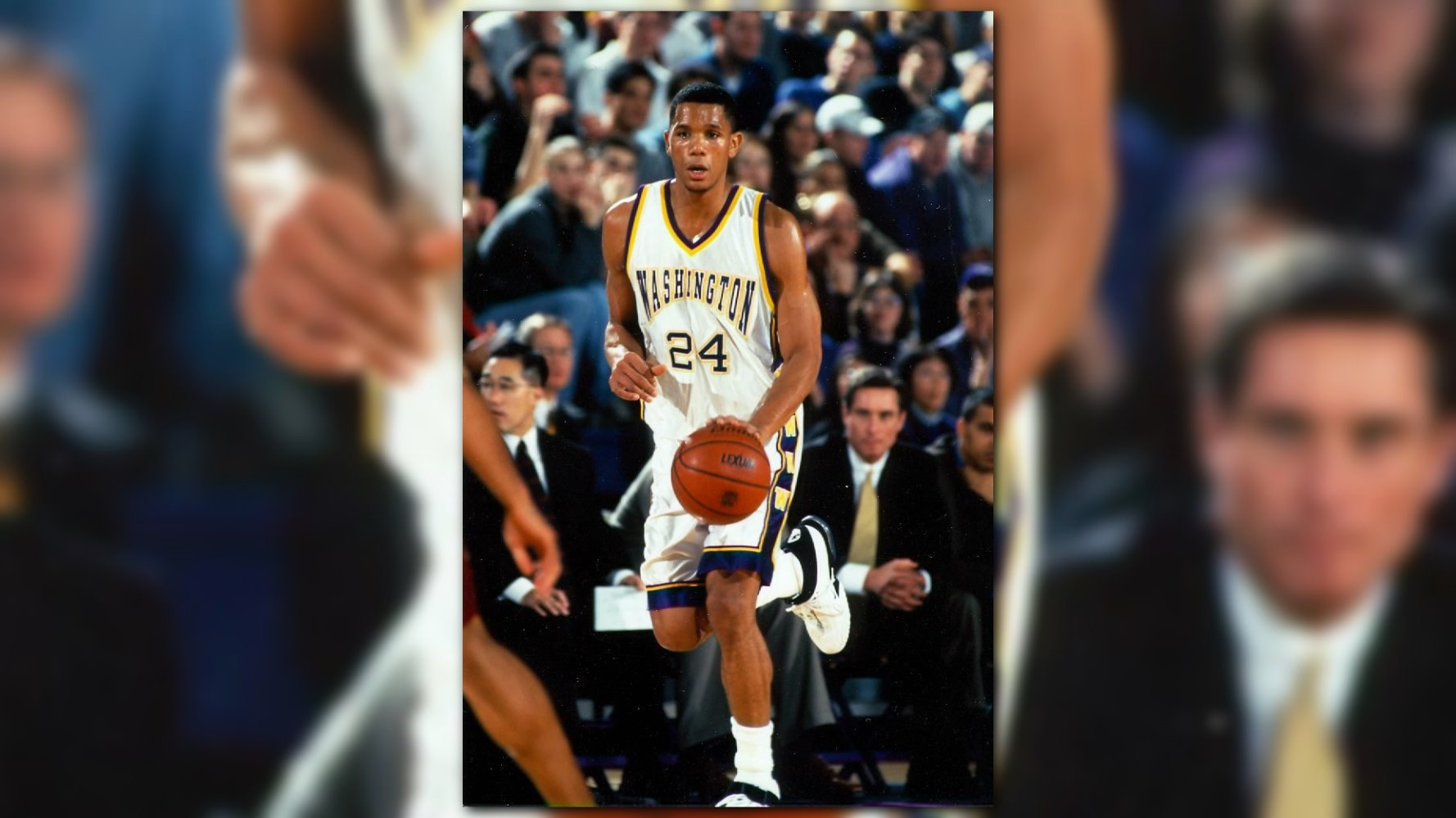 Former UW basketball star Donald Watts life with Chronic Fatigue