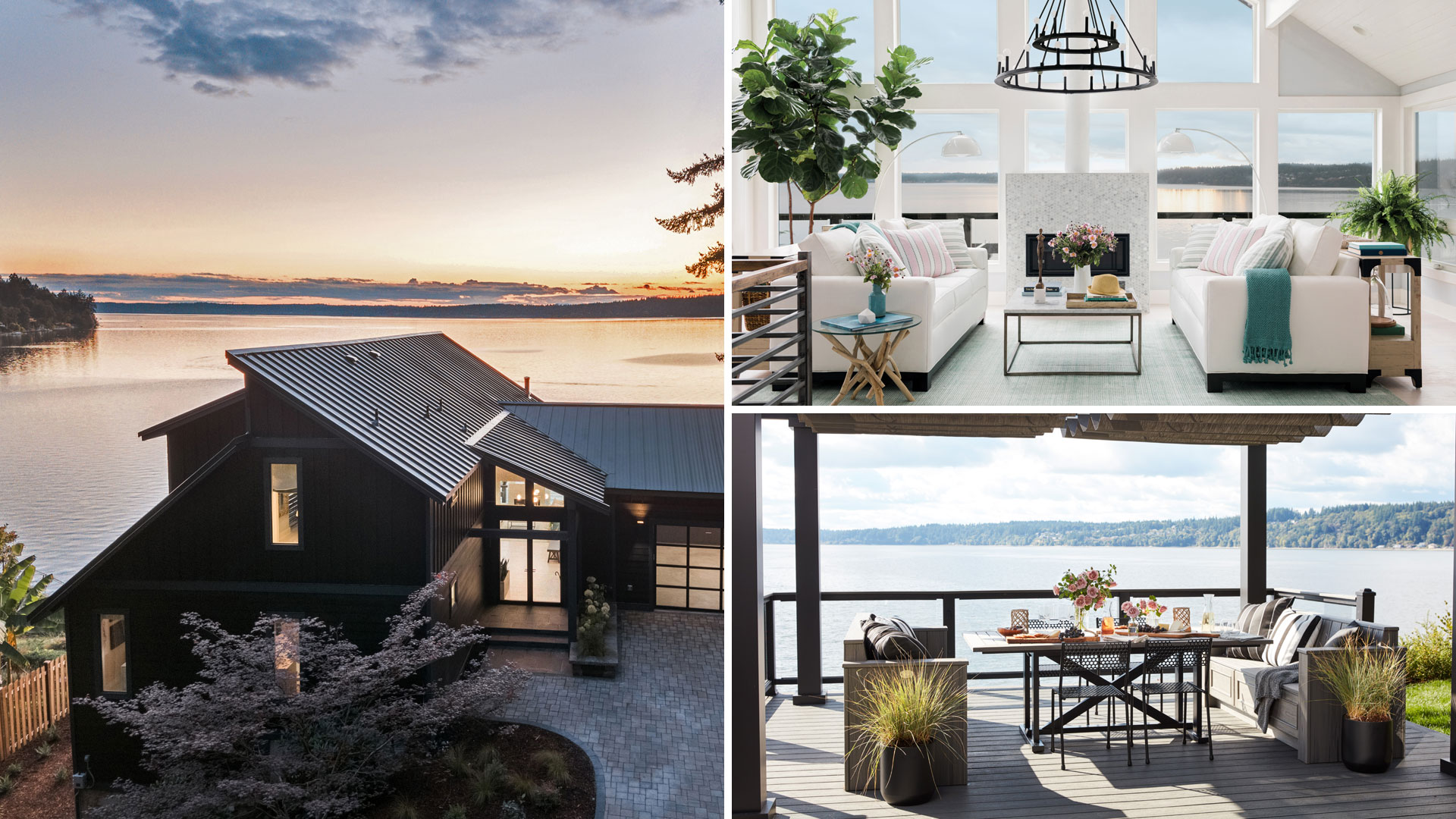 kgwcom Gig Harbor waterfront home is