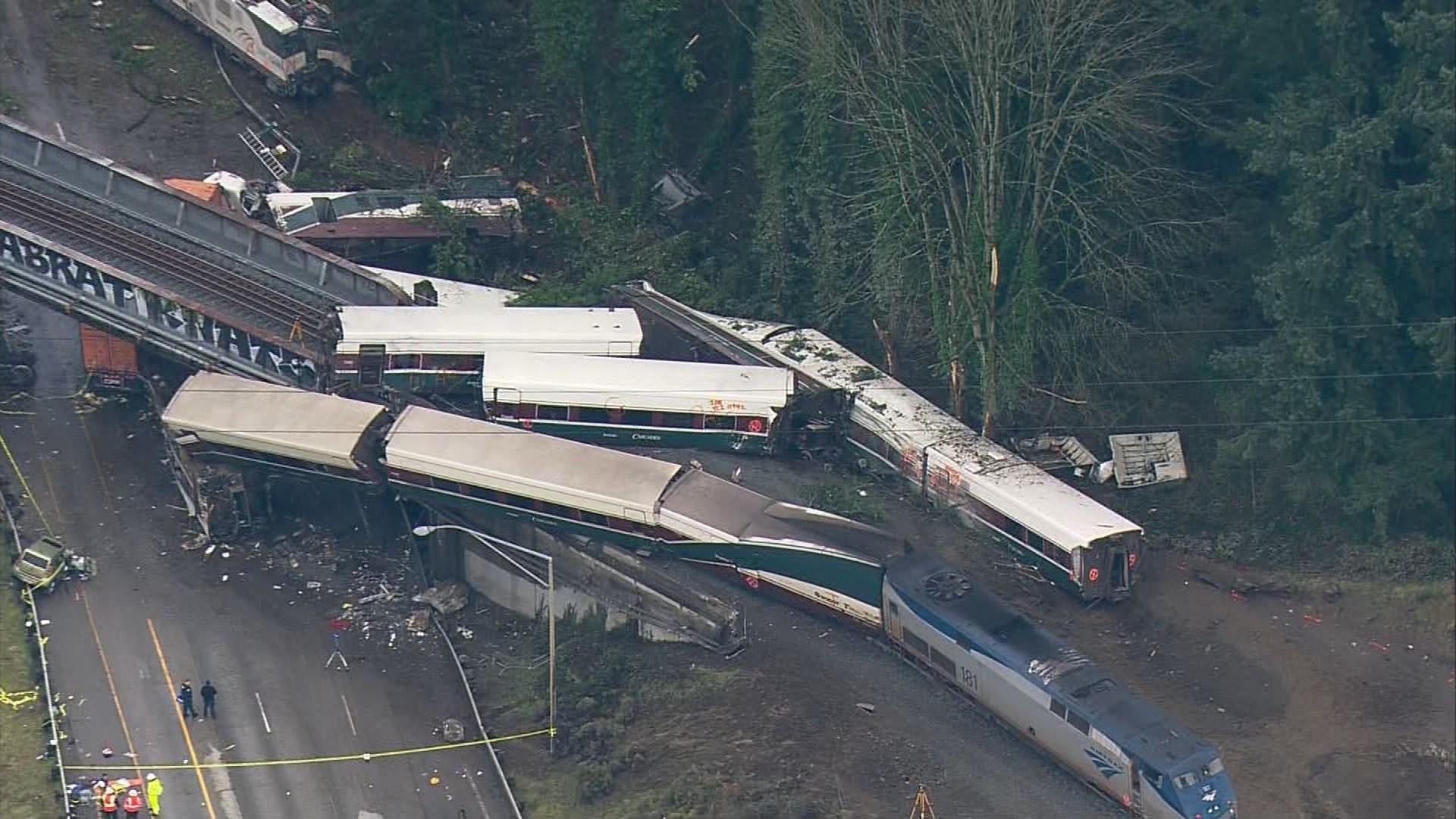 Spokane First Responders Discuss Plan For Train Derailment