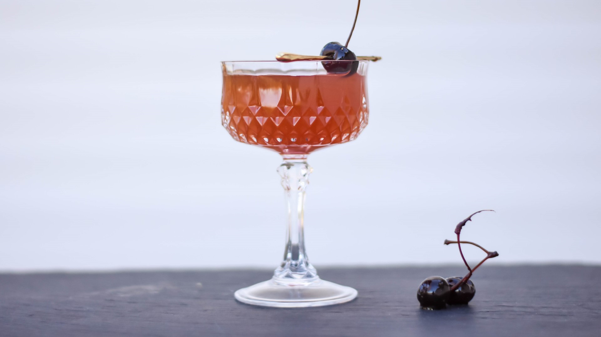 How to Make a Smoky Scotch Cocktail With Rum and Molasses Bitters