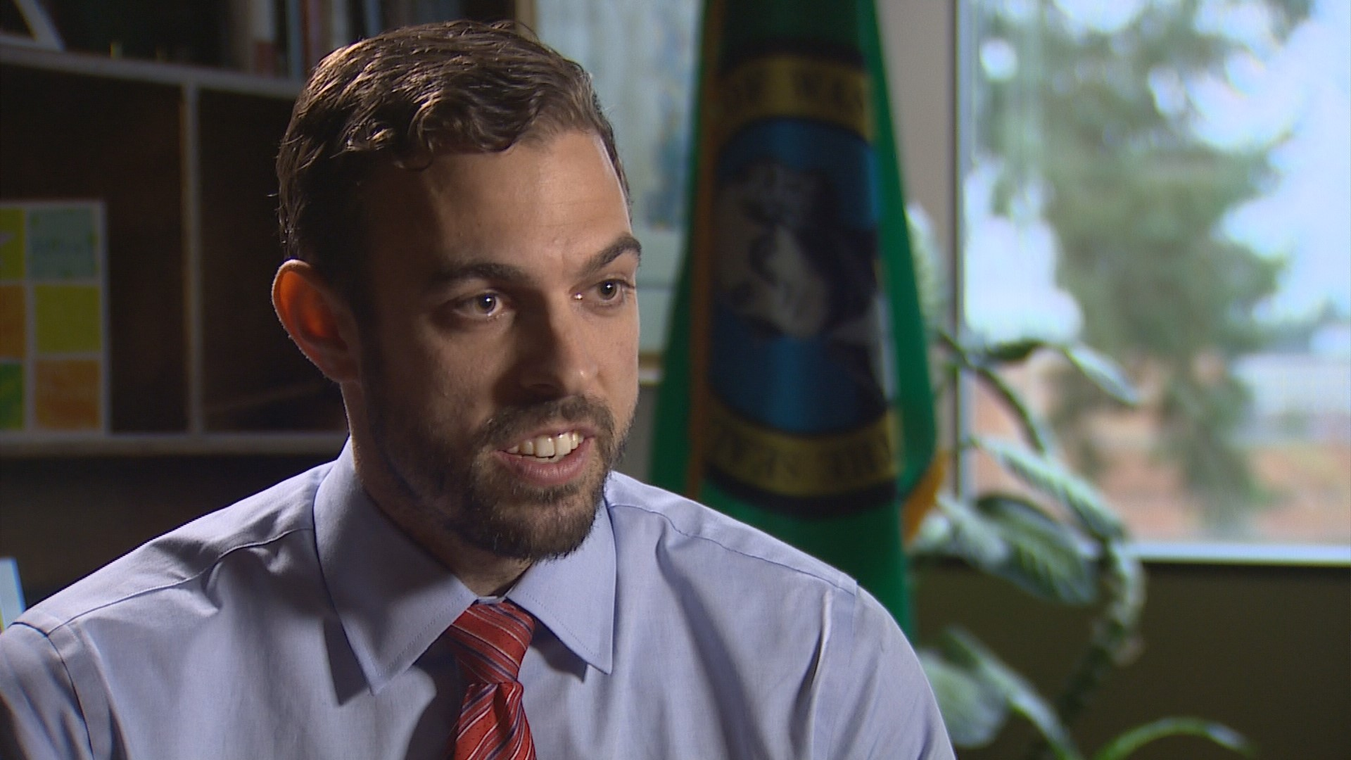 New WA Republican chairman is youngest in country