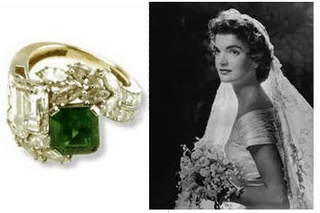 Jacqueline Kennedy Wedding Ring Jackie S